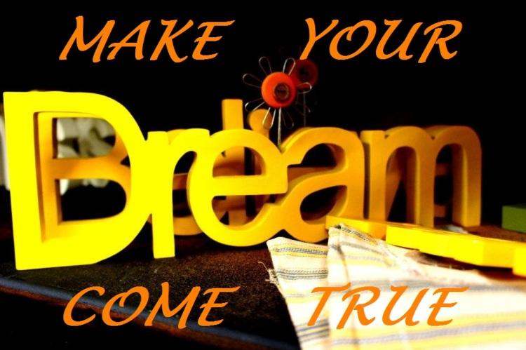 Make Your Dreams Come True ad
