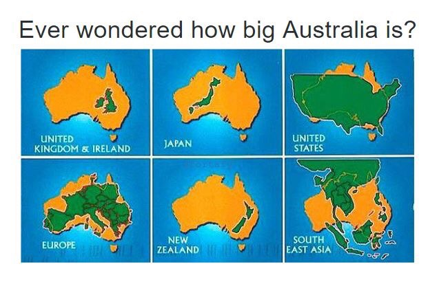comparison australia vs asia Geography area land: countries compared map australia and antarctica combined geography stats compare economy stats.