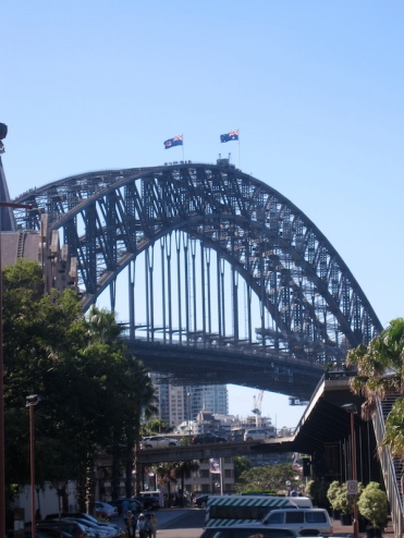 Sydney Harbour Bridge2