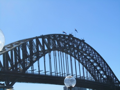 Sydney Harbour Bridge3