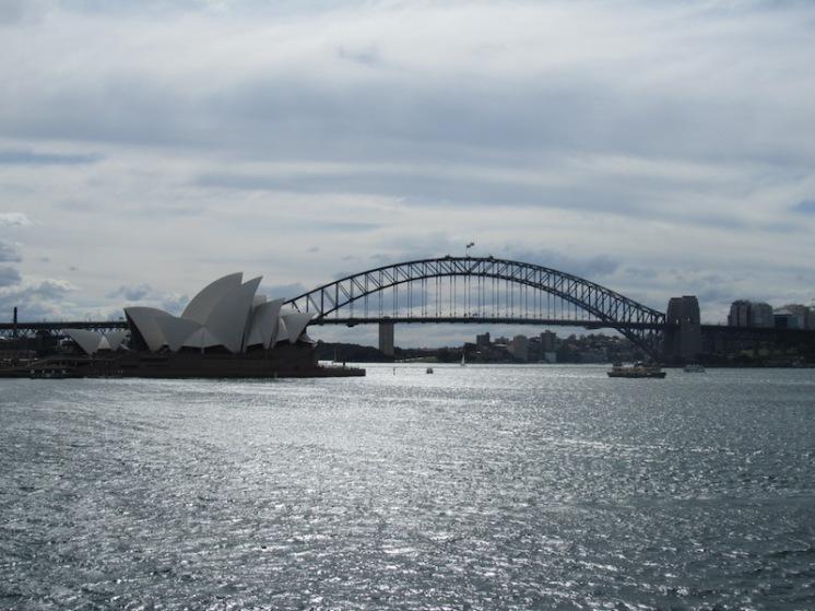 Sydney Harbour Bridge6